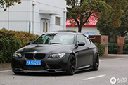 Lovely BMW M3 Coupé spotted in Shanghai
