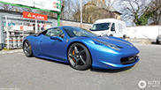 This Ferrari 458 Italia by Nimrod is more manageable