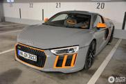 Audi R8 V10 Plus heeft aparte samenstelling