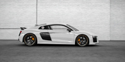 """850 pk sterke Audi R8 V10 Plus """"Beastie Toys"""" door Wheelsandmore"""