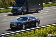 Eerste Rolls-Royce Dawn in Nederland gespot