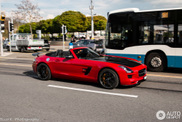 Toch echt te fout: Mercedes-Benz SLS AMG GT Roadster Final Edition