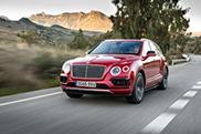 Bentley Bentayga wordt nog krachtiger