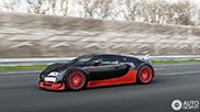 Spot van de dag: Bugatti Veyron 16.4 Super Sport