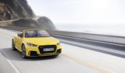 Audi TT-RS is weer strakgetrokken