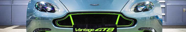 Vantage GT8 moet tijd volmaken voor Aston Martin