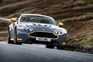 Aston Martin V12 Vantage S: update + manual for 2017
