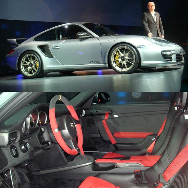Meer foto's Porsche 997 GT2 RS!