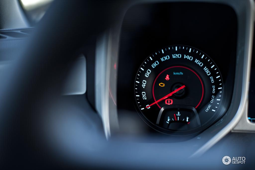 Driven: Chevrolet Camaro 45th Anniversary