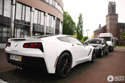 Spot van de dag: Chevrolet Corvette C7 Stingray