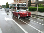 Spotted: we start to get used to the Ferrari California T