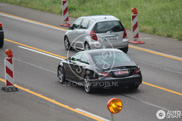 Renewed CLS 63 AMG is being tested