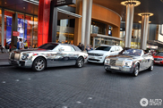 Glimmende Rolls-Royce Phantom Drophead Coupe is 'schitterend'