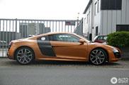 Spot van de dag: Audi R8 V10