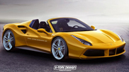 Ferrari 488 GTS wordt morgen onthuld