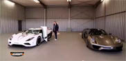 Filmpje:Porsche 918 Spyder tegen Koenigsegg Agera R