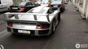 Porsche 996 GT1 blijft een geweldenaar