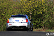Cadillac ATS-V Coupé isn't ready for production yet