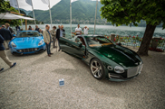 Villa d'Este 2015: Bentley EXP10 Speed 6
