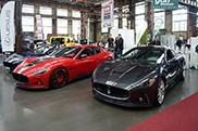 Event: Cabrio & Sportscars Salon