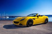 The Ferrari California T can't get much more brutal