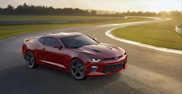Chevrolet introduces new Camaro