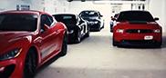 Le partage de la passion automobile