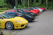 Wydarzenie: Ferrarichat Deil Meeting 2015