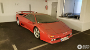 Really dusty: Lamborghini Diablo SE30