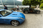 Villa d'Este 2015:Touring Superleggera Touring Berlinetta Lusso