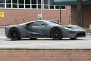 New Ford GT looks sinister without paint