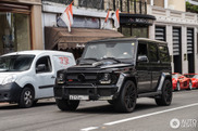 Brabus G 63 AMG B63-620 is the ultimate badboy car