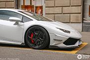 Spotted: Lamborghini Huracán LP610-4 DMC Affari