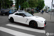 Spotted: Nissan GT-R Nismo still is a king