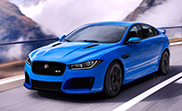 Sought Jaguar: XE SVR