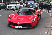 LaFerrari in Düsseldorf is no big surprise