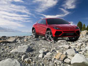Lamborghini extends their range of models with a luxurious SUV