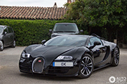 Vijfde unieke Bugatti Veyron Les Legéndes gespot
