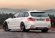 Krijgen we dan eindelijk een BMW M3 Touring?