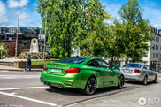 Is this the perfect colour for the BMW M4?