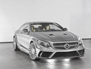 Mansory zorgt voor nog meer vermogen bij Mercedes-Benz S 63 AMG