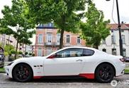 Maserati GranTurismo S is full of special details