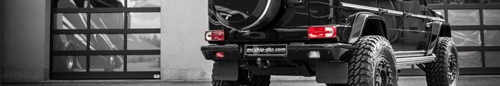 Mcchip-dkr maakt eigen G 63 AMG 4x4
