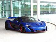 McLaren Special Operations levert knappe P1 af
