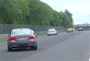 Filmpje: M-Festival zorgt voor leuke rij BMW M's op Nürburgring