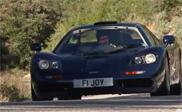 Filmpje: EVO rijdt met de McLaren P1 & F1