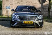 Nederlandse S 63 AMG heeft stiekem 700 pk onder de kap