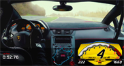 Film: Lamborghini Aventador LP750-4 SV nowym królem Ringu?