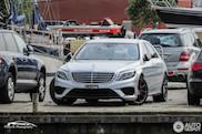 Spot van de dag: Mercedes-Benz S 63 AMG V222