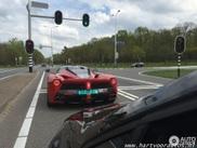 Spot van de dag: Ferrari LaFerrari